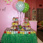 Girls birthday parties Teen Beach Movie PJ Theme