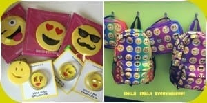 We Sell A Variety of Emoji Products in Our In-Store Boutique